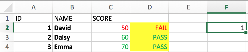 How to Clear or Remove All Formatting Contents in Cells in Excel 7