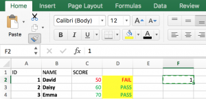 How to Clear or Remove All Formatting Contents in Cells in Excel 8