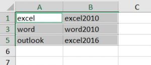 How to Copy visible cells only in excel4