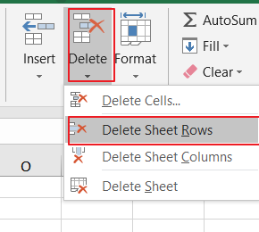How to Copy visible cells only in excel7