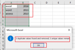 How to remove rows based on duplicates in one column4