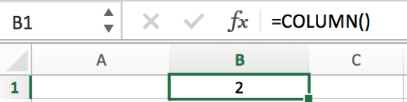 How to split number into each individual digit in columns in Excel 1
