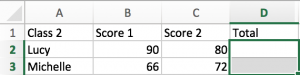 How to Do Same Calculation for a Same Range in Multiple Sheets in Excel 5