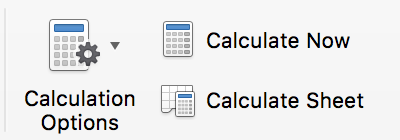 How to Stop Auto Calculation in Excel 5