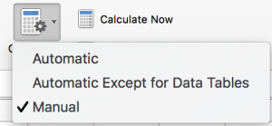 How to Stop Auto Calculation in Excel 6