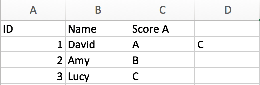 Merge Tables from different Sheets 6