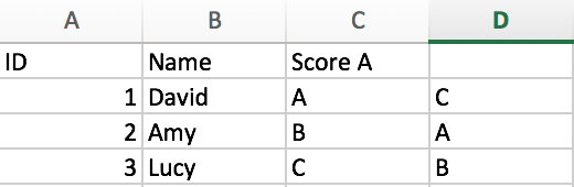 Merge Tables from different Sheets 7