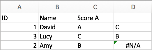 Merge Tables from different Sheets 8