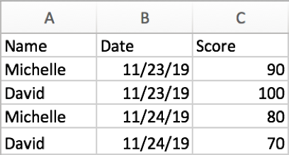 Move or Update Entire Row & Column Data 1