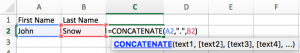 How to Concatenate Cells 6