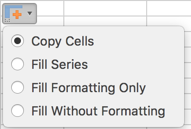 How to Fill a Sequence Number and Repeat Them in Excel 8