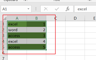 Remove or Delete Conditional Formatting1