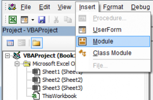 Create Shortcut to Go Back to Previous Worksheet 3