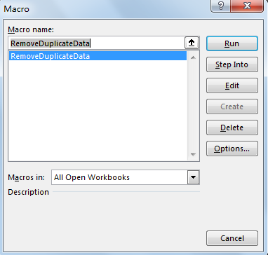 Find and Remove Duplicate Data 15