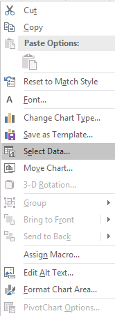Insert A Chart with Data lists in Different Range 8