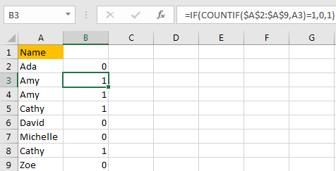 Remove Both Duplicate Rows 4