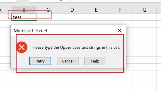 force text string to upper lower proper5