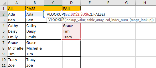 Exclude Values from One Column 2