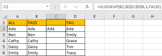 Exclude Values from One Column 3