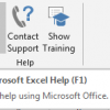 How to Disable F1 Key in Excel 1