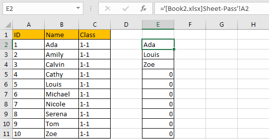How to Apply Conditional Formatting across Workbook 3