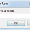 How to Delete Entire Rows if Blank Cell Exists in Excel12