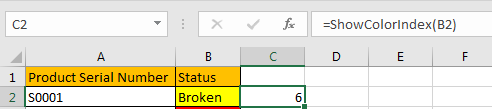 How to Filter Data by Multiple Cell Colors in A List 4