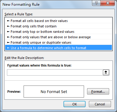 How to Highlight All Duplicate Values 6