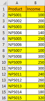 How to Highlight Every Other Row or Every Nth Row in Excel 8