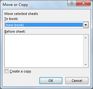 How to Save Only One Single Worksheet in Workbook 3