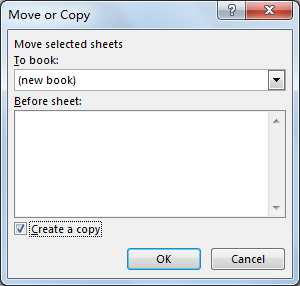 How to Save Only One Single Worksheet in Workbook 5