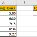 How to Add Times Over 24 Hours 5