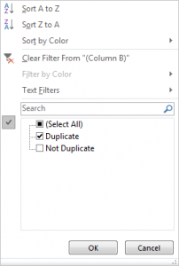 How to Compare Two Columns and Remove the Duplicate Values by Formula 7