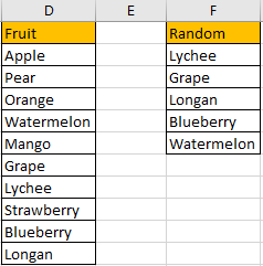 How to Generate Random Values in Excel7
