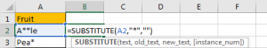 How to Remove All Asterisk Characters2