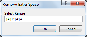 How to Remove All Extra Spaces and Keep Only One Between Words 8