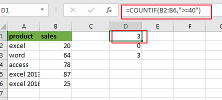 count cells between two numbers3