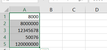 format numbers in thousands millions1