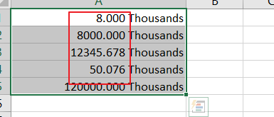 format numbers in thousands millions8