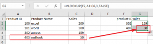 use vlookup for approximate or exact match2