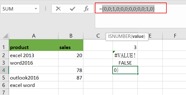 count cell that contain x or y7