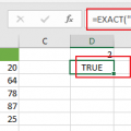 count cells equals to cell with case sensitive3