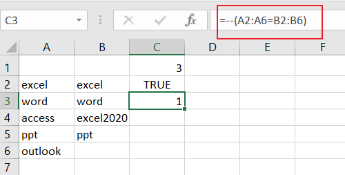 count matches between two columns4