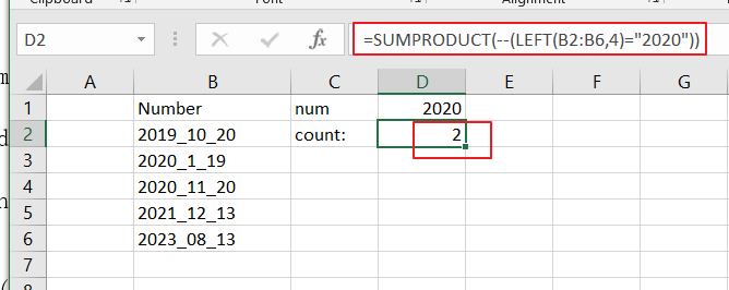 count numbers that begin with1