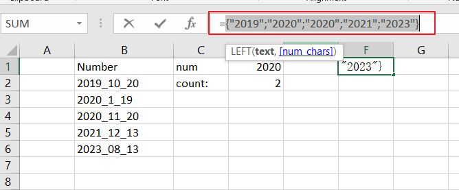 count numbers that begin with2
