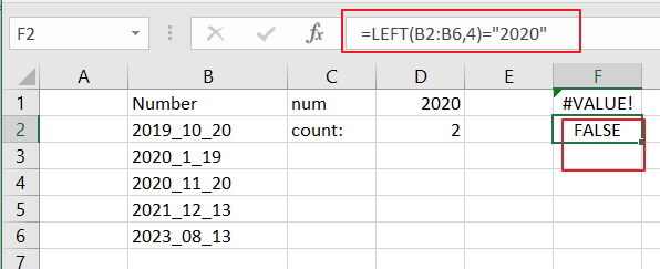count numbers that begin with4