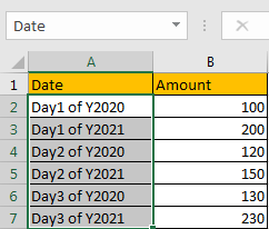 How to Sum by Formula if Cell Ends with in Excel2
