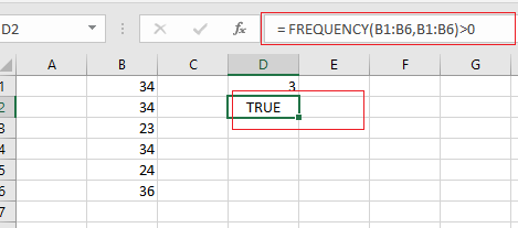 count unique numberic values3