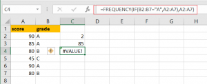 count unique numeric values criteria3