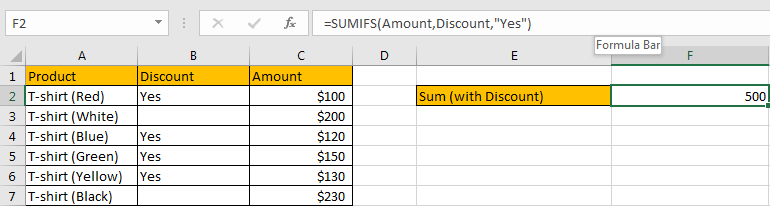 How to Sum by Formula If Cells Are Not Blank in Criteria11